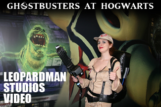 Ghostbusters at Hogwarts video